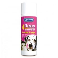 4-fleas Powder for Cats & Dogs 85g