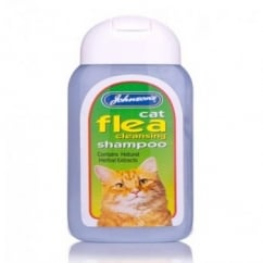 Cat Flea Cleansing Shampoo 125ml
