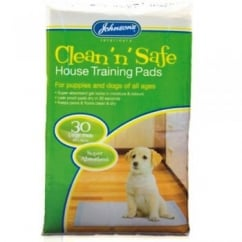 Clean n Safe Puppy House Training Pads