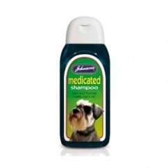 Medicated Dog Shampoo 125ml
