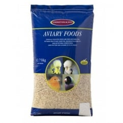 Johnston & Jeff Aviary Mix 12.75Kg - Bird Seed