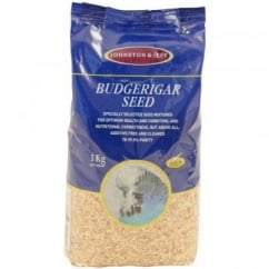 Johnston & Jeff Budgerigar 1Kg - Budgie Seed