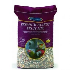 Premium Parrot & Fruit Mix