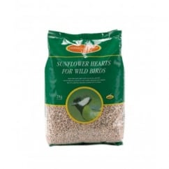 Johnston & Jeff Sunflower Hearts wild bird food