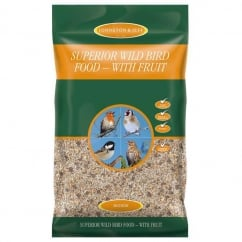 Superior Wild Bird Food With Fruit - Husk Free
