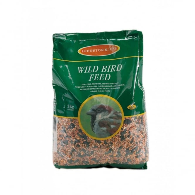 Johnston & Jeff Wild Bird Seed - Bird Feed