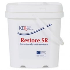Restore RS 4Kg Slow Release Electrolyte Horse Supplement