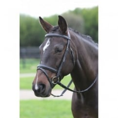 Flash Bridle Black