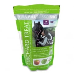 Orchard Treats 1.5Kg - Horse Treats