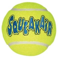 Airdog Squeakair Tennis Ball Dog Toy