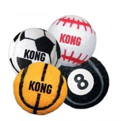 Sports Balls - Extra Tough Dog Toy Balls
