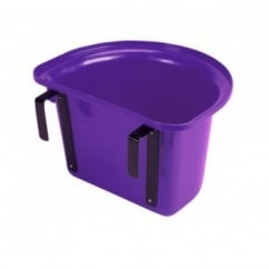 Lightweight Portable Door Manager Purple