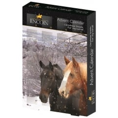 Christmas Horse Treat Advent Calendar Herb Stix