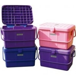 Easi Step & Carry Tack Box