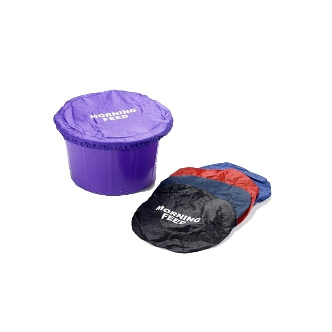 Lincoln Morning Feed Bucket Cover
