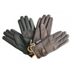 Winter Gloves With Thinsulate Black