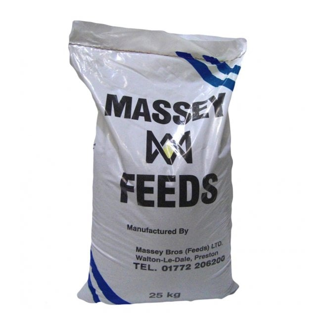 Massey Extralac 18 Nuts - Dairy Cattle Feed 25Kg