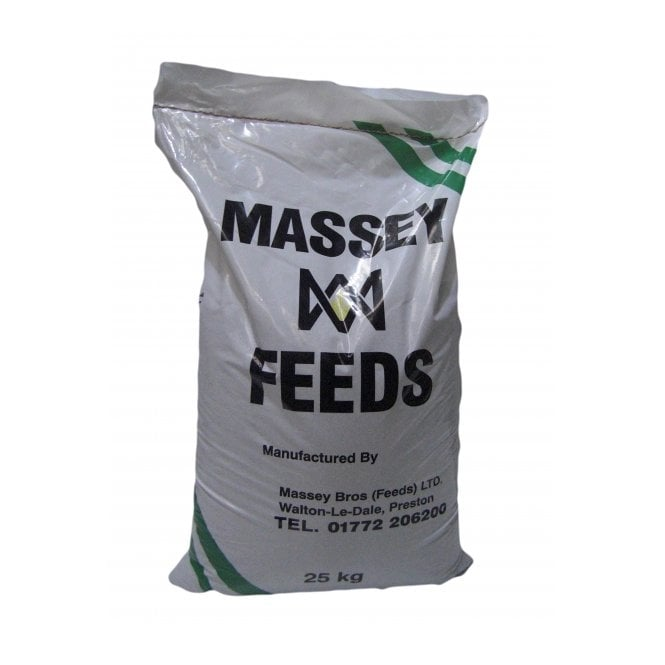 Massey Game Grower Pellets 25Kg - Game Feed