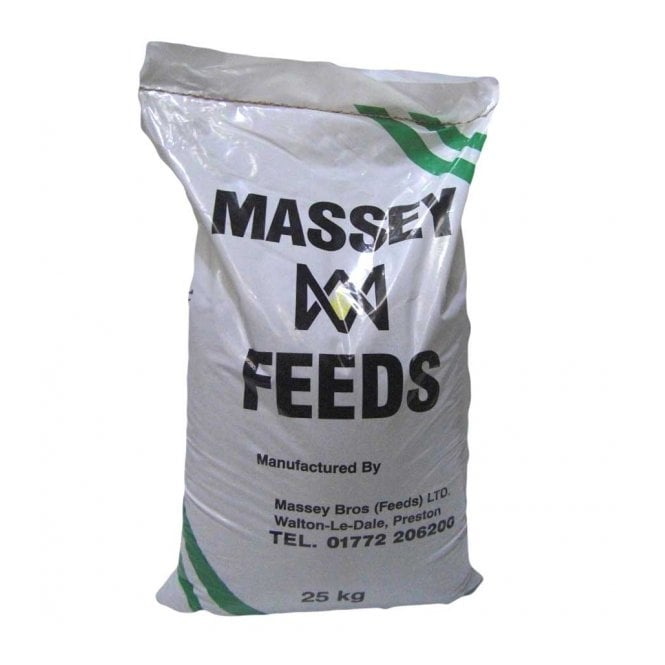 Massey Poultry Grower Pellets with ACS 25Kg
