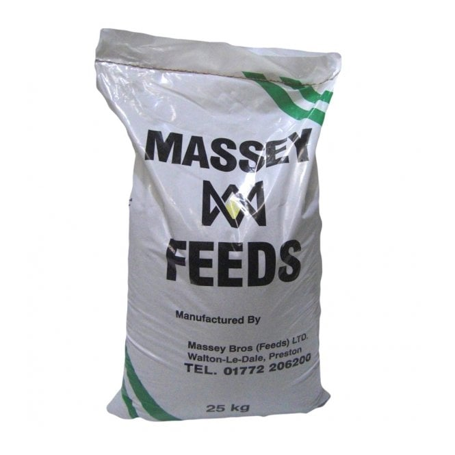 Massey Rabbit Pellets Plain - Rabbit Feed