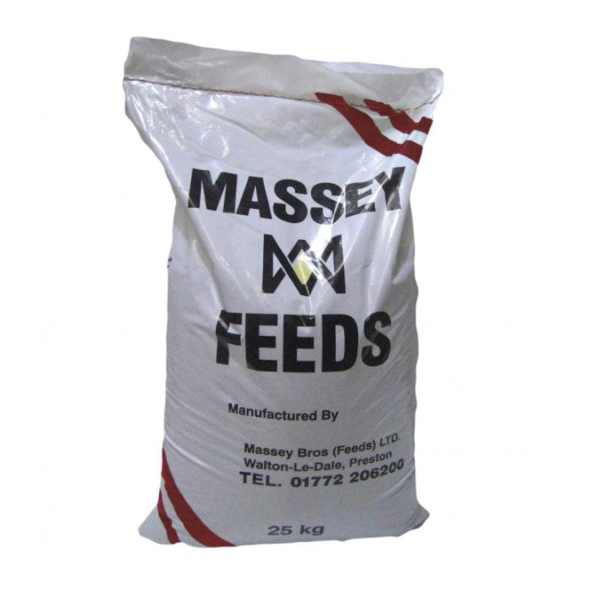 Massey Turbo Grow 25Kg - Pig Feed