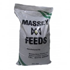 Turkey Grower Pellets ACS 25Kg - Turkey Feed