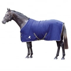 Avante Fleece Rug Navy