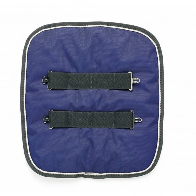 Masta Avante Horse Rug Chest Expander Navy Blue One Size
