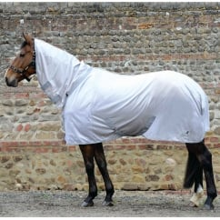 Basic Fly Rug White