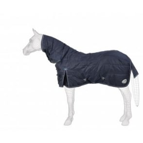 Climatemasta 100g Fixed Neck Stable Rug Navy