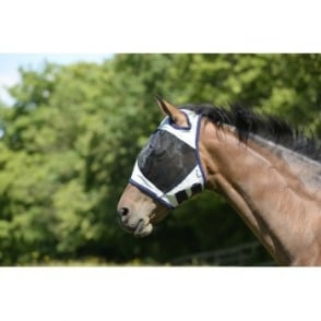 Masta Face Cover Fly Mask Silver