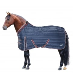 Regal 420g Heavy Stable Rug Navy