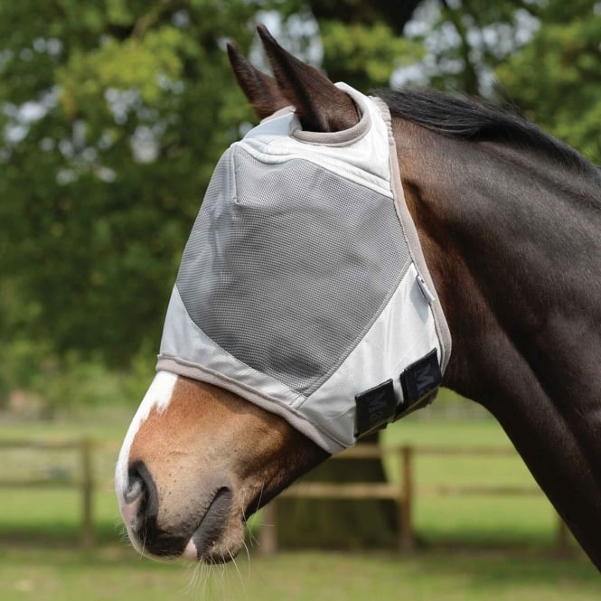 Masta UV Fly Mask Silver