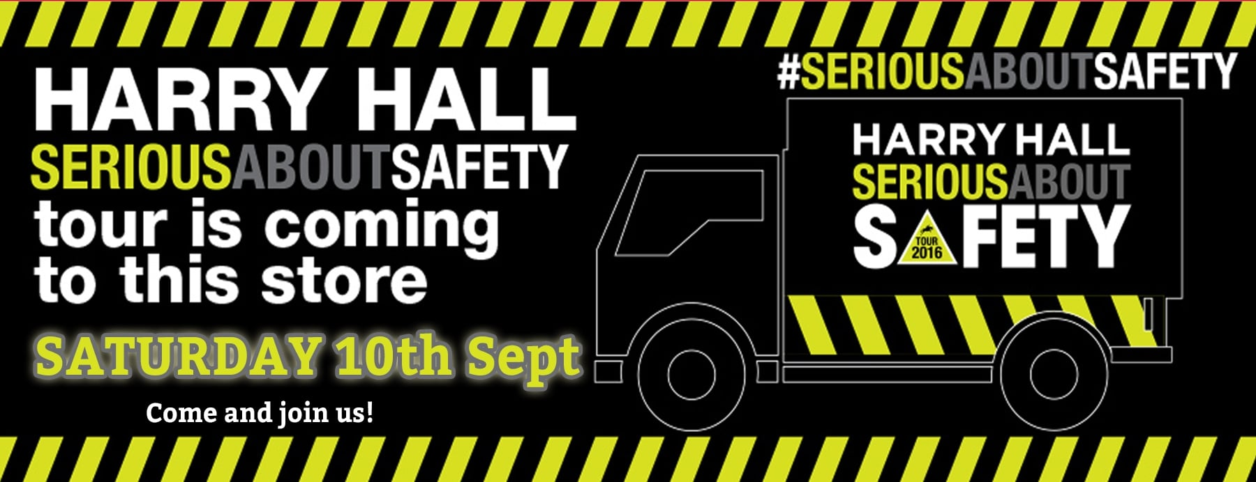 Serious About Safety Tour 2016