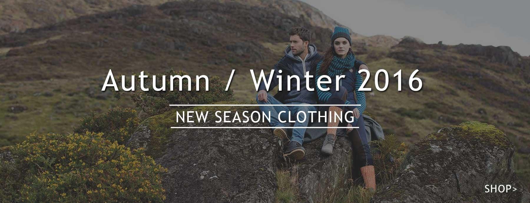 AW16 Clothing