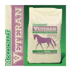 Veteran 12.5Kg - Horse Forage Mix