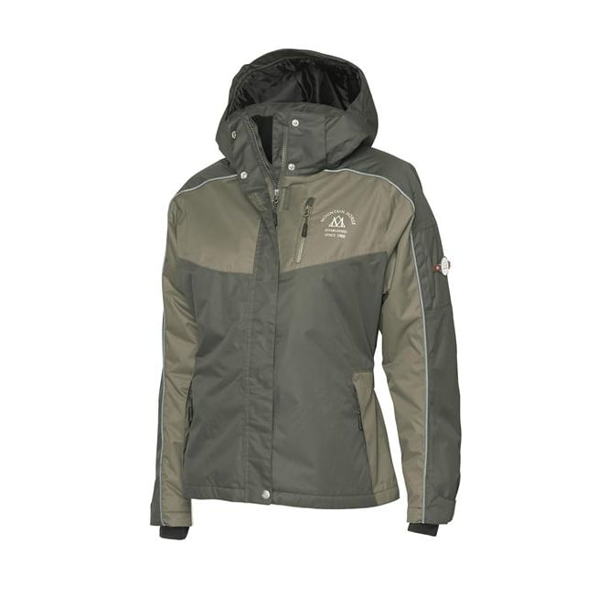 Mountain Horse Amber Riding Jacket Dark Olive