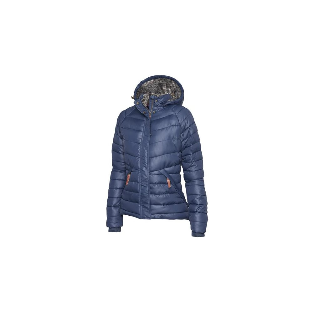 Mountain Horse Noble Winter Riding Jacket Navy at Burnhills