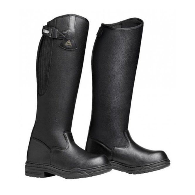 Mountain Horse Rimfrost Rider II Adult Riding Boots Black