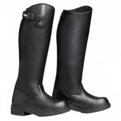 Rimfrost Rider II Adult Riding Boots Black