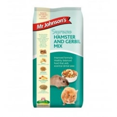 Supreme Hamster and Gerbil Food Mix
