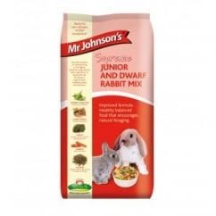 Supreme Junior Dwarf Rabbit Food Mix