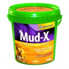 Global Herbs Mud-X Powder - Horse Supplement