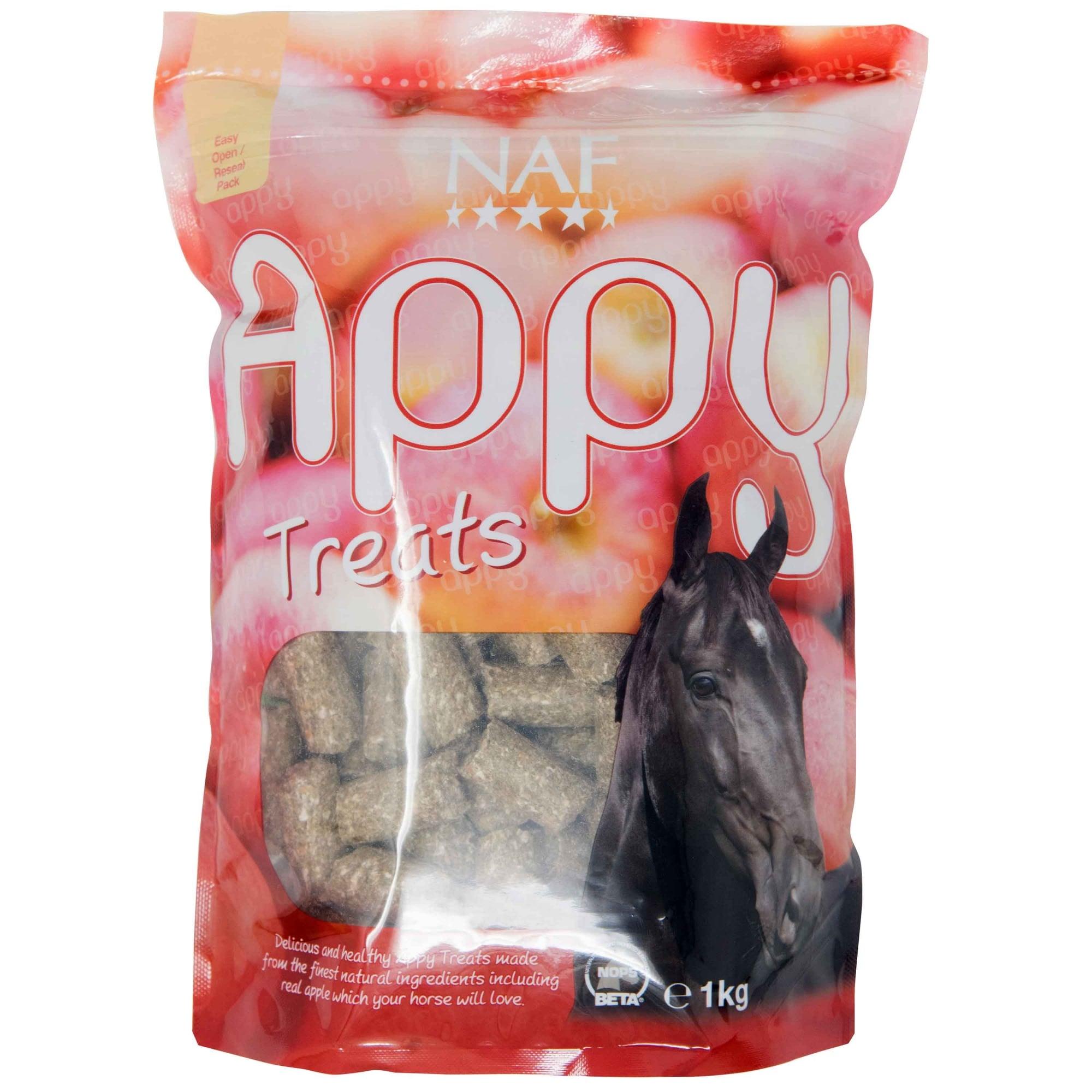 Naf Appy Treats 1kg Horse Treats At Burnhills
