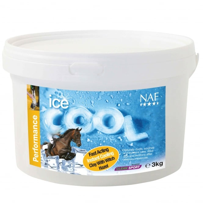 NAF Ice Cool 3Kg - Horse Cooling Clay