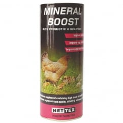 Poultry Mineral Boost With Probiotics & Seaweed 450g