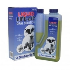 Norbrook Liquid Life-Aid 960ml - For Calves, Pigs, Ewes