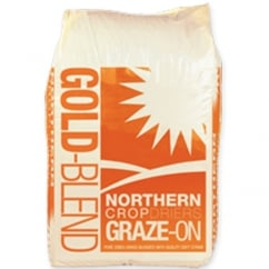 Northern Crop Driers Graze-On Gold Blend 12.5Kg - Horse Feed/Forage