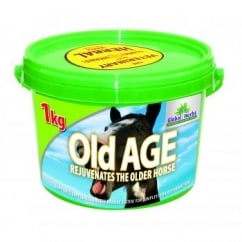 Global Herbs Old Age - Horse Supplement 1Kg