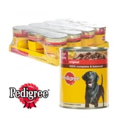 Original Complete Dog Food Loaf 12x1.2Kg Cans
